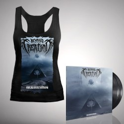 Beyond Creation - Bundle 6 - Double LP gatefold + T-shirt bundle (Women)
