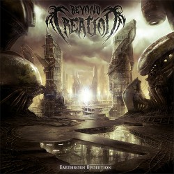 Beyond Creation - Earthborn Evolution - CD