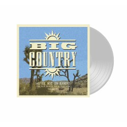 Big Country - We're Not In Kansas Vol.2 - DOUBLE LP GATEFOLD COLOURED