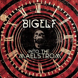 Bigelf - Into The Maelstrom - 2CD DIGIPAK