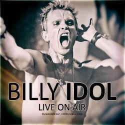 Billy Idol - Live On Air - CD