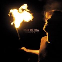 Birds In Row - Personal War - CD DIGISLEEVE