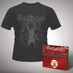 Black Cobra - Imperium Simulacra - CD DIGIPAK + T-shirt bundle
