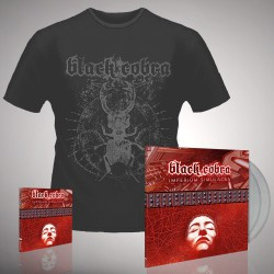 Black Cobra - Imperium Simulacra - LP Gatefold + CD Digipak + T-shirt bundle