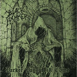 Black Hammer - Darker Days Will Come - CD EP