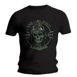 Black Label Society - Doom Trooper - T-shirt (Men)