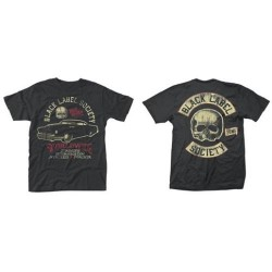 Black Label Society - Hell Riding Hot Rod - T-shirt (Men)