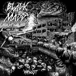 Black Mass - Warlust - CD