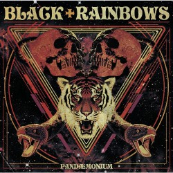 Black Rainbows - Pandaemonium - CD DIGIPAK