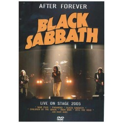 Black Sabbath - After Forever - Live On Stage 2005 - DVD