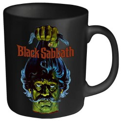 Black Sabbath - Head - MUG