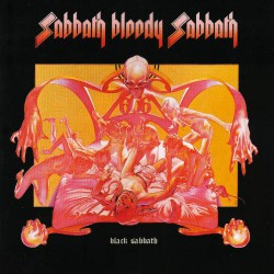 Black Sabbath - Sabbath Bloody Sabbath - CD