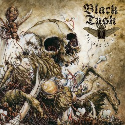 Black Tusk - Pillars Of Ash - LP