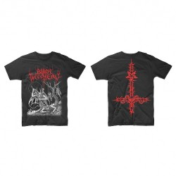Black Witchery - Blasphemous Onslaught - T-shirt (Men)