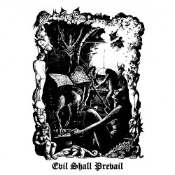 Black Witchery - Evil Shall Prevail - CD