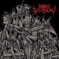 Black Witchery - Inferno Of Sacred Destruction LTD EDITION - CD DIGIBOOK + DVD