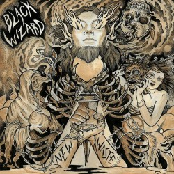 Black Wizard - New Waste - CD