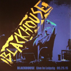 Blackhouse - Live in Leipzig - CD DIGISLEEVE
