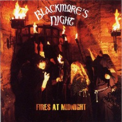 Blackmore's Night - Fires At Midnight - CD