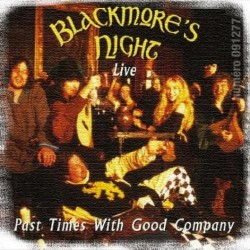 Blackmore's Night - Past Times With Good Company - CD DIGIBOOK