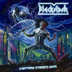 Blackslash - Lightning Strikes Again - CD