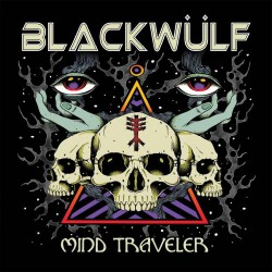 Blackwülf - Mind Traveler - CD