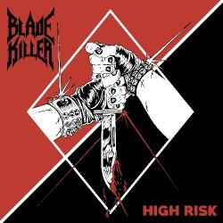 Blade Killer - High Risk - LP COLOURED