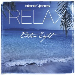Blank & Jones - Relax Edition Eight - DOUBLE CD