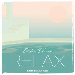 Blank & Jones - Relax Edition Eleven - DOUBLE CD SLIPCASE