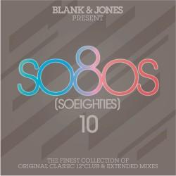 Blank & Jones - So80s 10 - 3CD DIGIPAK