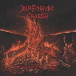 Blasphemic Cruelty - Crucible Of The Infernum - LP COLOURED