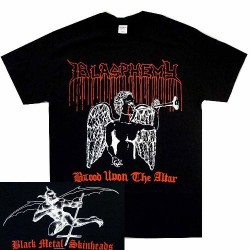 Blasphemy - Blood Upon The Altar - T-shirt (Men)