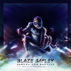 Blaze Bayley - Endure And Survive - DOUBLE LP Gatefold