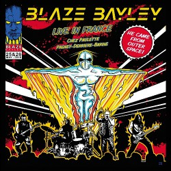 Blaze Bayley - Live In France - DOUBLE CD