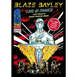 Blaze Bayley - Live In France - DOUBLE DVD