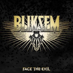 Bliksem - Face The Evil - LP