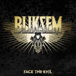 Bliksem - Face The Evil - CD DIGIPAK