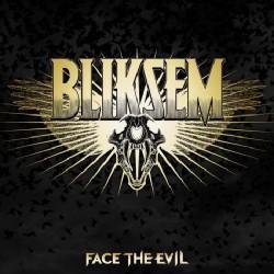 Bliksem - Face The Evil - CD DIGIPAK