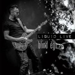 Blind Ego - Liquid Live - CD + DVD