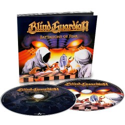 Blind Guardian - Battalions Of Fear - 2CD DIGIPAK