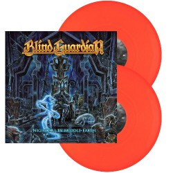 Blind Guardian - Nightfall in Middle Earth - DOUBLE LP GATEFOLD COLOURED
