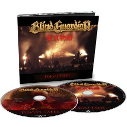 Blind Guardian - Tokyo Tales - 2CD DIGIPAK