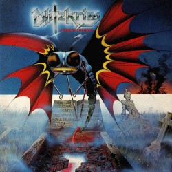 Blitzkrieg - A Time Of Changes - LP Gatefold