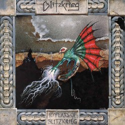 Blitzkrieg - Ten Years Of Blitzkrieg - LP PICTURE