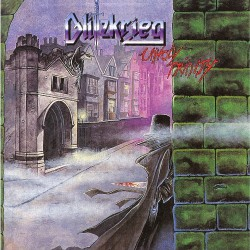 Blitzkrieg - Unholy Trinity - DOUBLE LP Gatefold
