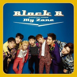 Block B - My Zone - CD