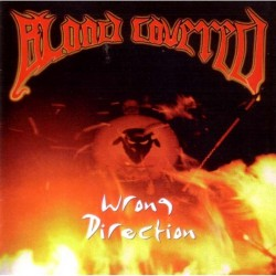 Blood Covered - Wrong Direction - LP