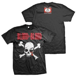 Blood For Blood - Skull - T-shirt