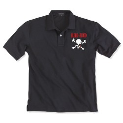 Blood For Blood - Skull - Polo