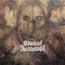 Blood Of Seklusion - Servants Of Chaos - LP